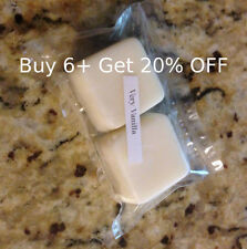 Highly Scented 2 Piece Wax Tarts / Wax Melts / Wax Cubes / Wickless Candles