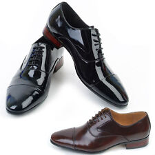 New Novamall Leather Gentle Dress Oxfords Mens Shoes