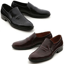 New Trend Mooda Fashion Mens Slip On Dress Formal Leather Shoes Nova