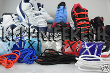 AIR JORDAN AJ11 XI REPLACEMENT SHOE LACES ROPE BRED LEGEND ROUND SPACE CONCORD
