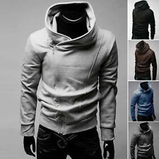 Men's Casual Jackets Sweatshirt Hoodie Jacket Hoody Cardigan Coat Outwear Top