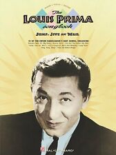 The Louis Prima Songbook (Piano/Vocal/Guitar Artist Songbook) by Louis Prima