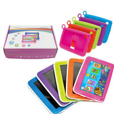 "7"" Google Android 4.4  Tablet PC WIFI Dual Cam  8GB Gift for Children Kids"
