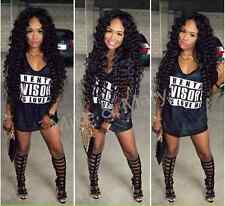 Cheap Soft Brazilian 100% Remy Human Hair Body Wave Full Lace/Lace Front Wigs