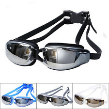 Professional UV Swimming Goggles Adult Waterproof Anti-Fog HD Swimming Glasses