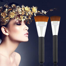 Professional 163 Flat Contour Brush Face Cheeks Blend Makeup Cosmetic Brusher