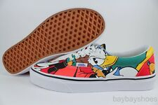 VANS ERA MICKEY MOUSE & FRIENDS GOOFY DONALD DUCK PLUTO MULTI KIDS YOUTH SIZES
