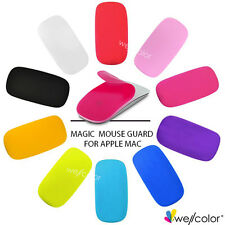 Candy Color Soft Skin Cover Protector Guard For Apple MAC Magic Mouse Retail Pac