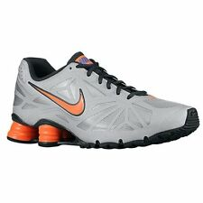 Nike Shox Turbo 14 6317760-013 Silver Crimson Black Running shoes