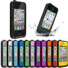 Waterproof Shockproof Dirt Snow Proof Durable Case Cover For iPhone 4/4s 5 5g 5C