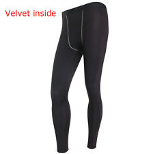 New Mens Compression Under Base Layer Pants Thermal Long Tight Skin Sports Pants