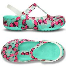 Women's Carlie Hello Kitty Mary Jane shoes Hot Pink - Island Green