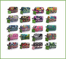 **VERA BRADLEY**BIG SALE!**Authentic small cosmetic bag (18 colors) Retail $22