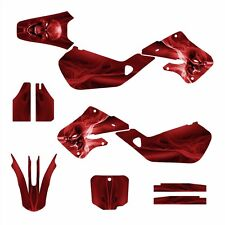 1997 1998 1999 CR125 CR250 Graphics for Honda CR 125R 250R Decals #6666 Red