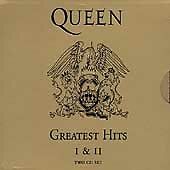 Queen - Greatest Hits, Vols. 1 & 2 (1998) Great Condition.
