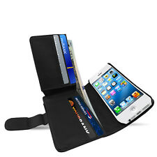 Luxury Multi-Function Leather Case with Wallet for Apple iPhone 5 / 5S