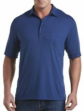 Harbor Bay Golf Polo Casual Male XL Big & Tall