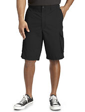 True Nation Ripstop Cargo Shorts Casual Male XL Big & Tall