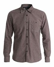 NEW QUIKSILVER™  Mens No Integrity Long Sleeve Shirt Tops MORE COLOURS AVAIL