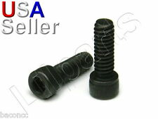 Metric M5 x.80 M6 x1.0 Black Oxide Allen Hex Head Socket Cap Screw Bolt DIN912