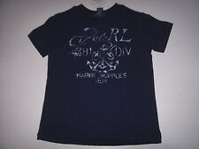 NEW POLO RALPH LAUREN navy blue marine supplies  t shirt baby toddler boys sz 4T