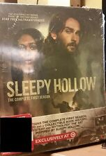 Sleepy Hollow: The Complete First Season (DVD, 2014, 4-Disc Set) Target Digibook