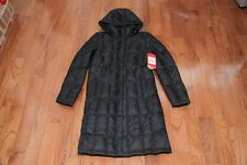 NWT The North Face Womens Metropolis Down Parka Coat Jacket TNF Black XS S M