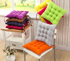 Square Soft Cotton Seat Cushion Home Garden Outdoor Chair Patio Car Sofa Pads