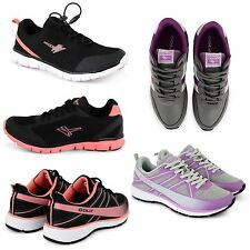 LADIES GOLA SHOES GYM JOGGING RUNNING CASUAL WOMENS MESH TRAINERS SNEAKERS BOOTS