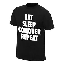 "Official WWE - Brock Lesnar ""Conquer"" Special Edition Authentic T-Shirt"