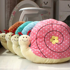 New Animal Doll Children Lovely Snail Pillow Snail Cushion Home Decor Well Gift