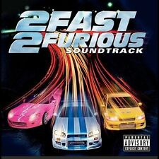 Various Artists - Two Fast 2 Furious [CD New] SEALED