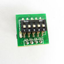 TIMER 10S ~ 24H selezionabile PROGRAMMABILE TIMING SWITCH CONTROL Module Board N832