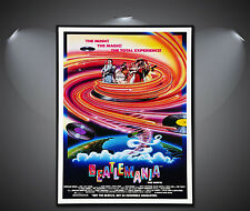 The Beatles Beatlemania Vintage Movie Poster - A1, A2, A3, A4 Sizes