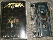 Among the Living by Anthrax (Cassette) 1994, Island (Label))