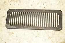 Jeep Wrangler YJ Fresh Air Vent Grille 87-95 cowl grill Black plastic 94u