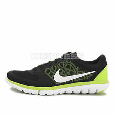 Nike Flex 2015 RN MSL [724933-004] Running Black/White-Volt