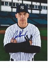 JOE GIRARDI AUTO AUTOGRAPHED 8X10 PHOTO SIGNED PICTURE W/COA NEW YORK YANKEES