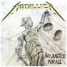 Metallica - And Justice For All - New/Sealed CD