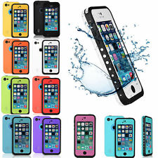 New Waterproof Dustproof Heavy Duty Hard Durable Cases Cover Skin For iPhone 5C