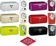 Wesco Bread Box Grandy & Kitchen timer with timer