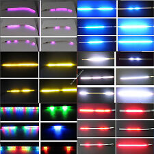 30CM 1ft 32 LEDs Knight Rider Flash Strobe Scanner Neon Strip Light 12V