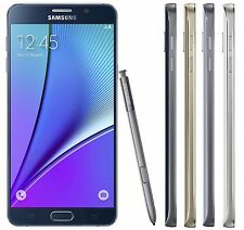 Samsung Galaxy Note 5 Duos SM-N9208 (FACTORY UNLOCKED) Dual Sim - Choose Color