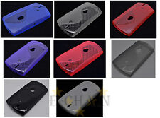 Multi Color S-Types TPU Gel CASE Cover For Sony Ericsson Xperia Neo MT15i