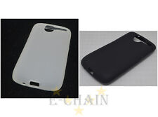 Multi Color Matting TPU Gel CASE Cover For HTC Sensation XL G21