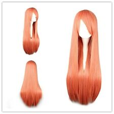 """Party Wig Cosplay Wig Straight Hair Heat Resistant Synthetic 80cm/31.5"""" 5 Colors"""