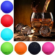 Whiskey Ice Cube Silicon Ball Maker Mold Party Mould Brick Round Tray Bar 57