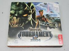 Unreal Tournament 2004 (PC 6-Disc) - Complete - Works Great - L@@K