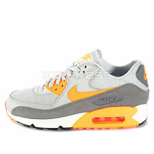 WMNS Nike Air Max 90 Essential [616730-018] NSW Running Platinum/Orange-Grey