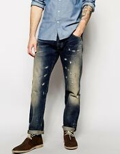 NEW LEE BY DONWAN HARREL FROM PRPS CHASE JEANS RELAXED-TAPERED-LOOSE ALL SIZES